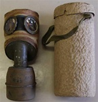 French Army TC 38 Gas Mask Respirator