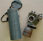 Czech Army Fm.3c Gas Mask Respirator
