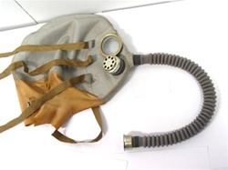 Soviet SchR2 Casualty Gas Mask