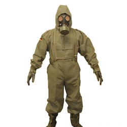 German Military Protective Suit Set