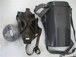 Drager M65 Gas Mask kit - German Military Surplus