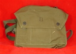 Finnish Army Surplus Gas Mask Carrier Bag