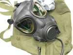 Swedish Forsheda F2 Military Gas Mask