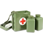 German Military Decontamination Kit