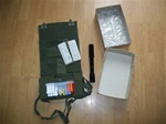 British ARMY Surplus Chemical/Vapor Detection Kit