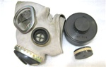 Chinese Military M69 Gas Mask