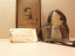 Vintage Dustfoe Respirator with extra filters
