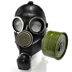 Russian GP 5 Soviet Army Gas Mask