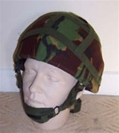 British Army Issue GS Mk6 Kevlar Combat Helmet