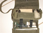 Army ABC M18A2 Chemical Agent Detector Kit