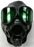 Laser Ballistic Outserts for M40 Series Gas Masks