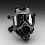 Ultimate PPE Kit includes FR-M-40 Mask, FR-64 Filter, Tychem Suit, Gloves, Boots, bag, and lots more