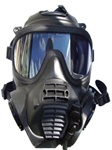 New British Army GSR General Service Gas mask