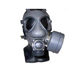 Original Finnish Military M61 Military Gas Mask and Filter