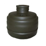 NATO 40mm thread gas mask filter