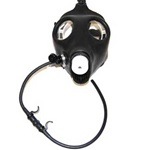 Israeli Youth Child Civilian Gas Mask with Drinking Hose