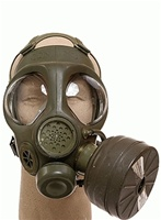 Surplus C4 Gas Mask