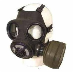 Canadian Military C3 Gas Mask