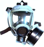 Navy MCU-2/P Gas Mask