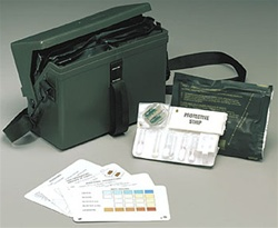 M256A1 Chemical Agent Detector Kit