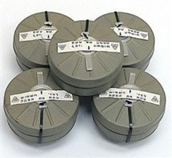 Israeli Military Surplus 40mm NBC Gas Mask Filter - Type 80 Canister