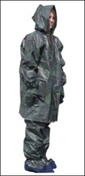 M65 Camouflage Chemical Suit