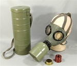 Czech CHEMA Gas Mask