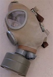 Czech CM-4 Gas Mask