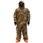 Kappler Zytron 300 Chemical Protection Suit, Hood, Gloves, Sock-Boots