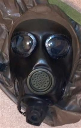 XM44 Experimental Prototype US Military Field Protective Gas Mask