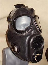 Bulgarian Military PDE-1 Gas Mask