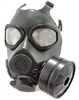 U.S. Military M45 Gas Mask Kit complete with accessories and SOG Hose, Unissued, New